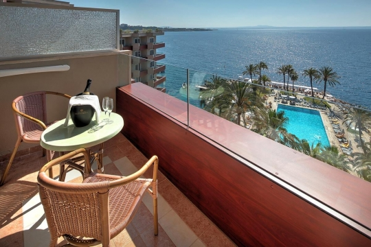 Hotel Bonanza Playa