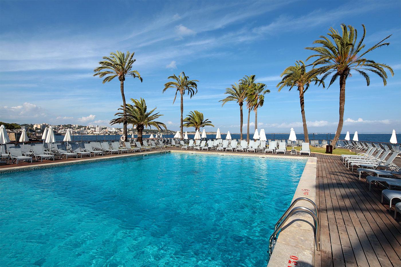 fotos del hotel riu palace bonanza playa illetas mallorca. Black Bedroom Furniture Sets. Home Design Ideas
